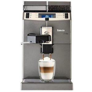 Saeco Lirika One Touch Cappuccino.