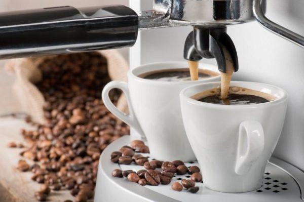 как выбрать кофемашину зерновую.