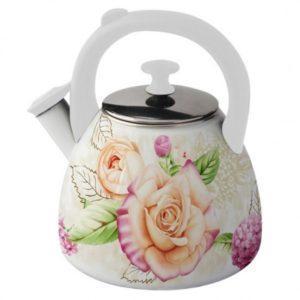 чайник из эмали