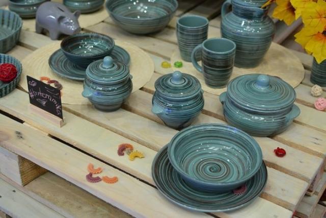 Борисовская керамика