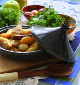 Тажин - блюдо из Восточной сказки