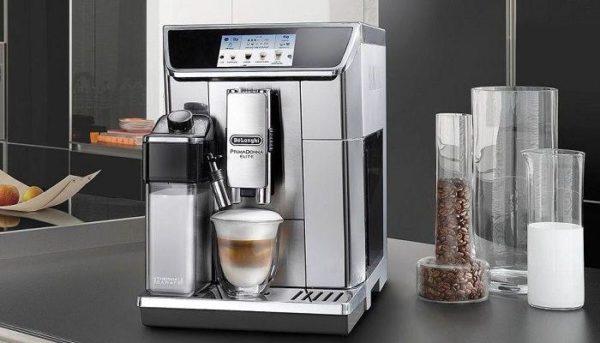 Выбор зерновых кофемашин.