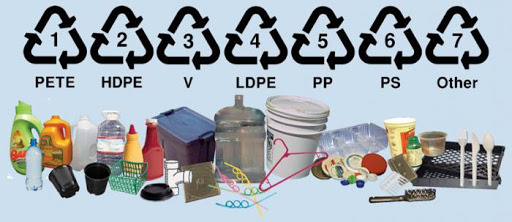 Маркировка на пластике.