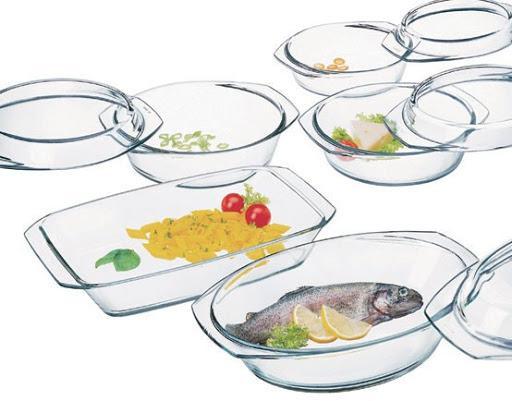 посуда для запекания.