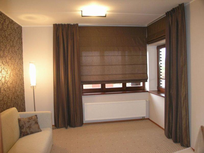 как выбрать шторы в спальню.