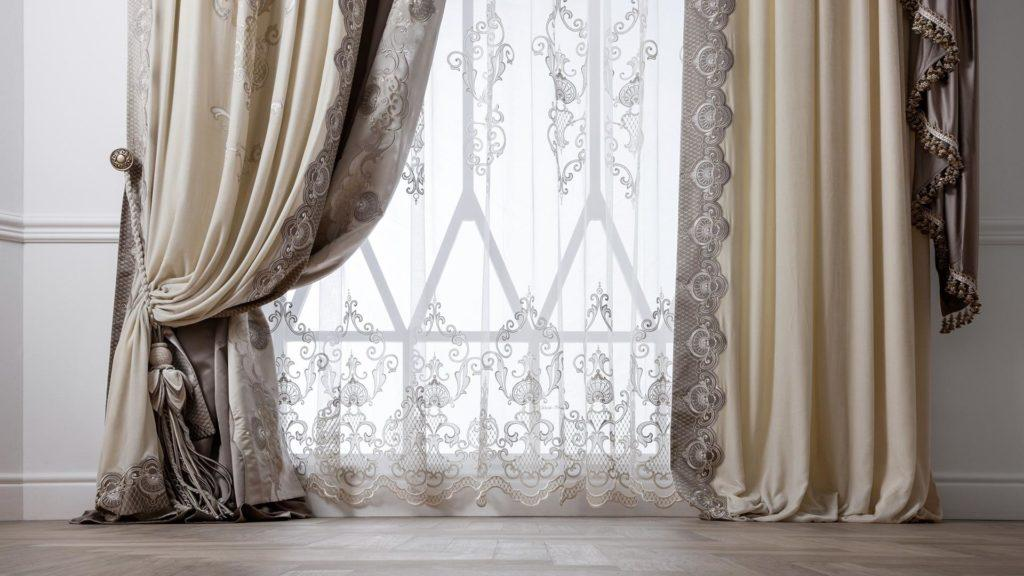 Итальянские шторы.