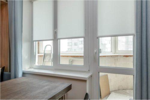 как выбрать шторы на балкон.