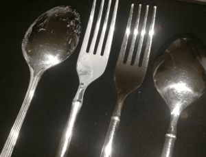 почему на посуде остаются разводы после пмп.