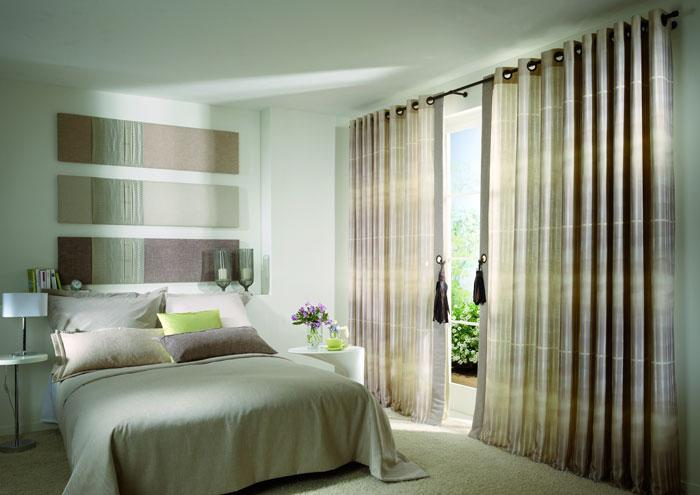 Дизайн шторы и тюль для спальни: 28 модных советов украшения комнат
