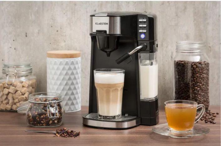 Кофемашина для капучино для дома: рейтинг 9 лучших моделей