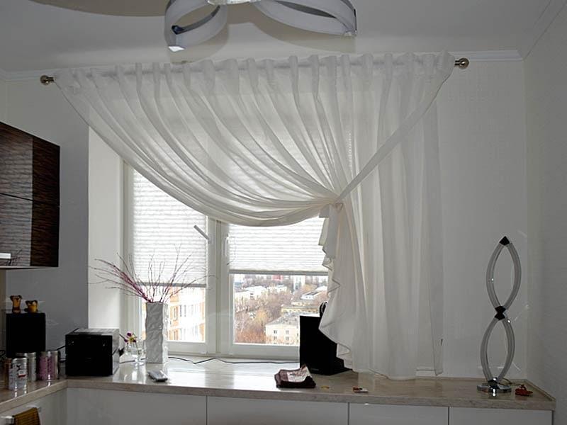 Красивый тюль: 50+ фото, идеи для гостиной